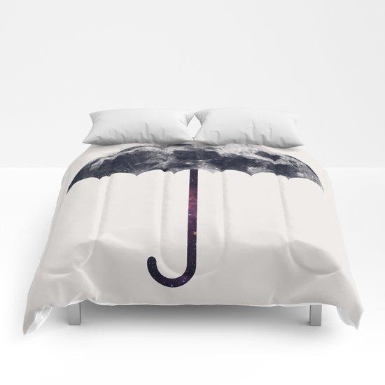 Space Umbrella II Comforters