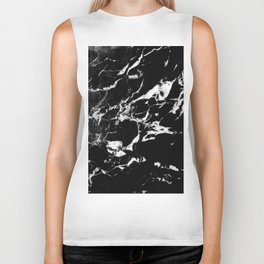 Black Marble #13 #decor #art #society6 Biker Tank