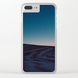 Last Remaining Light 2018 Clear iPhone Case