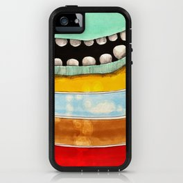 Geen Guy iPhone Case