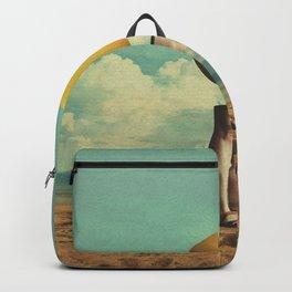 Lone Poker-Face Backpack