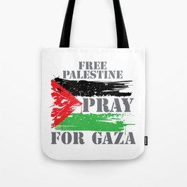 VINTAGE FREE PALESTINE Tote Bag