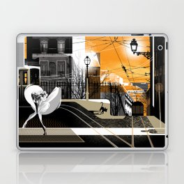 Lisbon at Dawn Laptop & iPad Skin