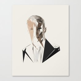 Anderson Cooper Canvas Print