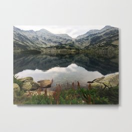 Mountain Lake! Metal Print