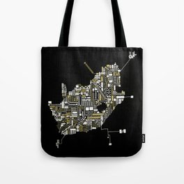 South Africa Devotional Tote Bag