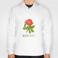 alex vause Hoodies featuring Alex Vause | OITNB by Sandi Panda
