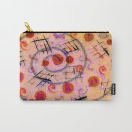 Snail with spirals Carry-All Pouch