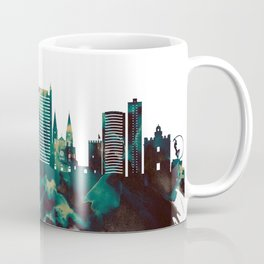 Fortaleza Skyline Coffee Mug