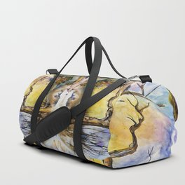 Autumn Duffle Bag