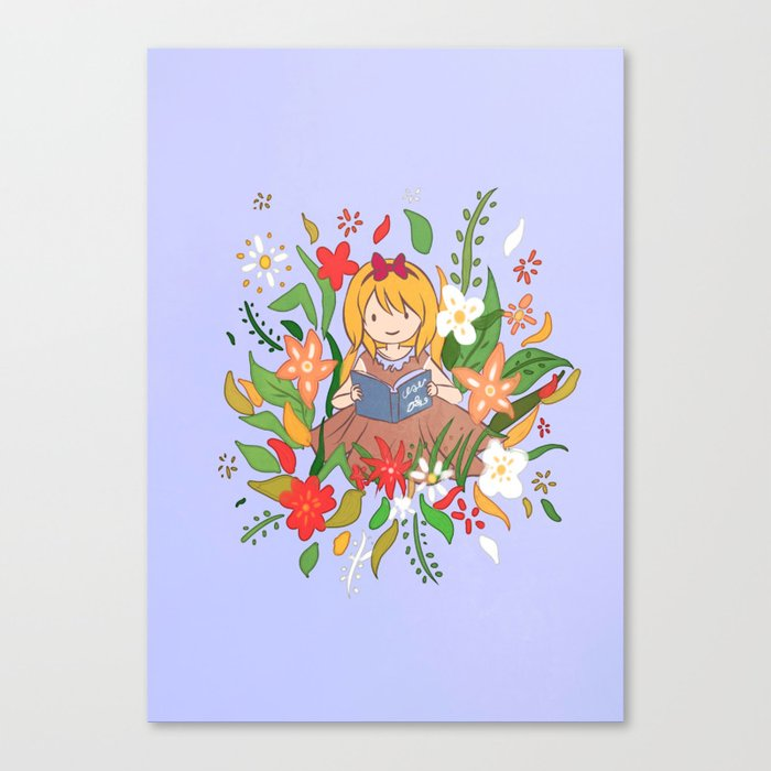 Sunnyside  Canvas Print