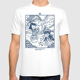 Abraxas and Baphomet T-shirt