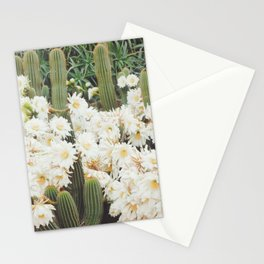 Cactus and Flowers Stationery Cards