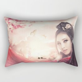 Princess of China Rectangular Pillow