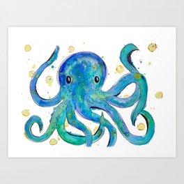 Octopodes Art Print