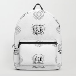 Planta skull Backpack