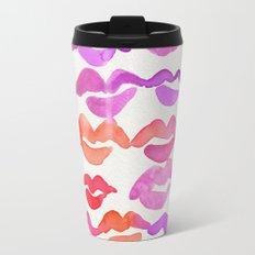 Hot Lips Travel Mug