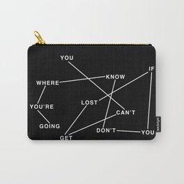 GETLOST Carry-All Pouch