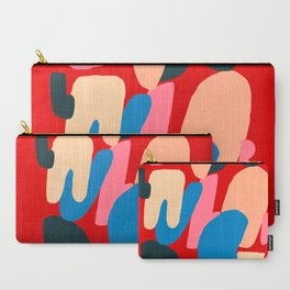 abstraction vol.11 Carry-All Pouch