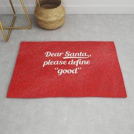 Dear Santa... Rug