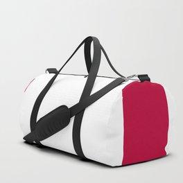Malta flag emblem Duffle Bag