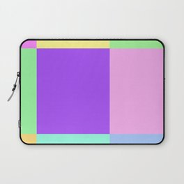 Re-Created  Supreme Court xii by Robert S. Lee Laptop Sleeve