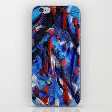 Acryl-Abstrakt 30 iPhone & iPod Skin