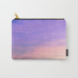 Pastel sunset Carry-All Pouch