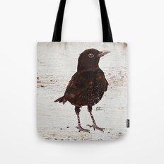 Black Bird Blakely (Vintage Edition) Tote Bag