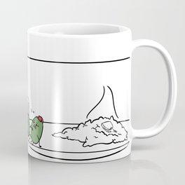 Olive got forked Coffee Mug