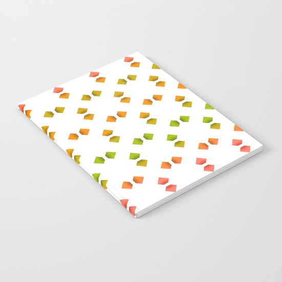 spring pattern   Notebook
