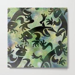 Cave Art Metal Print