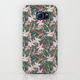 Crazy Tropical Plant Lady iPhone Case