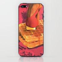 WAFFLE iPhone & iPod Skin
