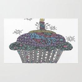 Yummy Cupcake Rug