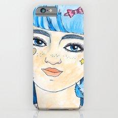 Kawaii Blue Slim Case iPhone 6s