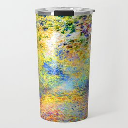Renoir In the Woods Travel Mug