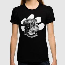Rottweiler Devotion T-shirt