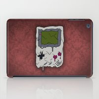 gaming iPad Cases featuring Decay of Gaming by Nate Galbraith