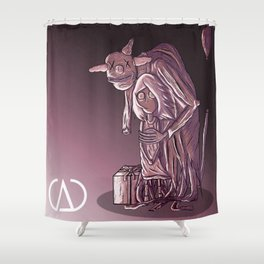 Happy Birthday [To You] Shower Curtain