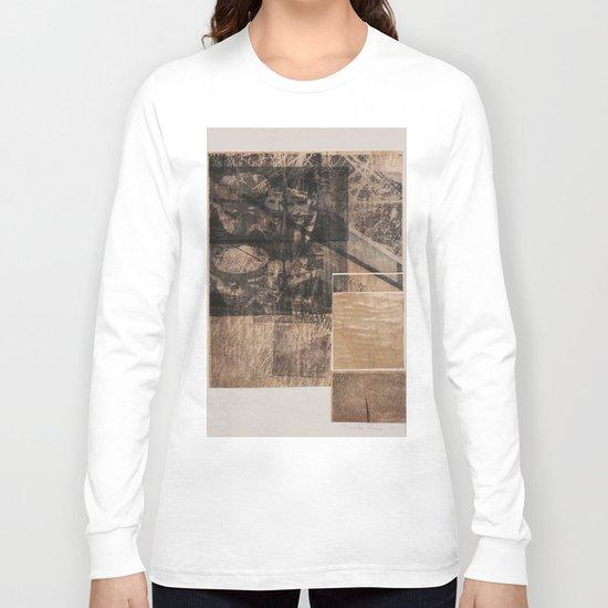 WOOD/PAPER Long Sleeve T-shirt