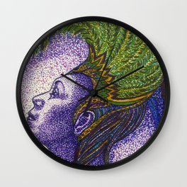Makeda Wall Clock