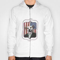 Patriotic Dog | USA Hoody