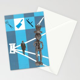 Cutting Work Stationery Cards