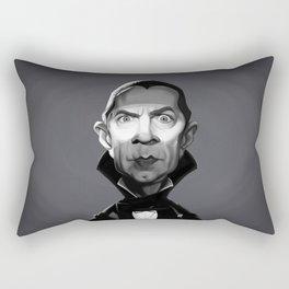 Bela Lugosi Rectangular Pillow