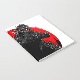 Gojira Kanji Notebook