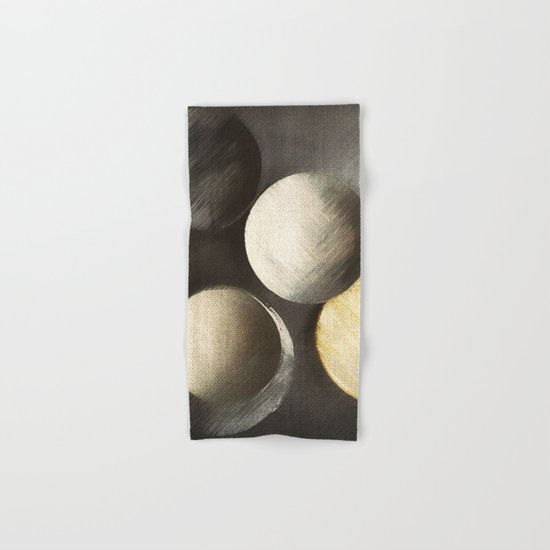 Five Moons Hand & Bath Towel