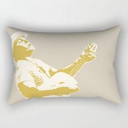 El Ave que ayer voló Rectangular Pillow