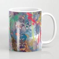 body Mugs featuring body by mark ashkenazi