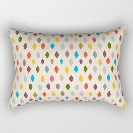 PIPS palest peach Rectangular Pillow